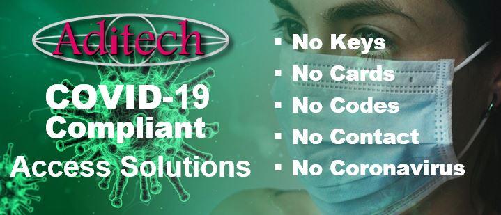 Aditech COVID-19 Compliant
