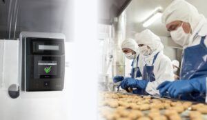 Iris Recognition in Food Processing