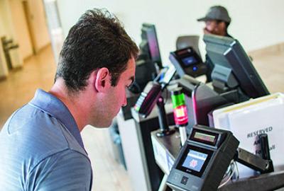 Aditech Iris-based Biometrics in University