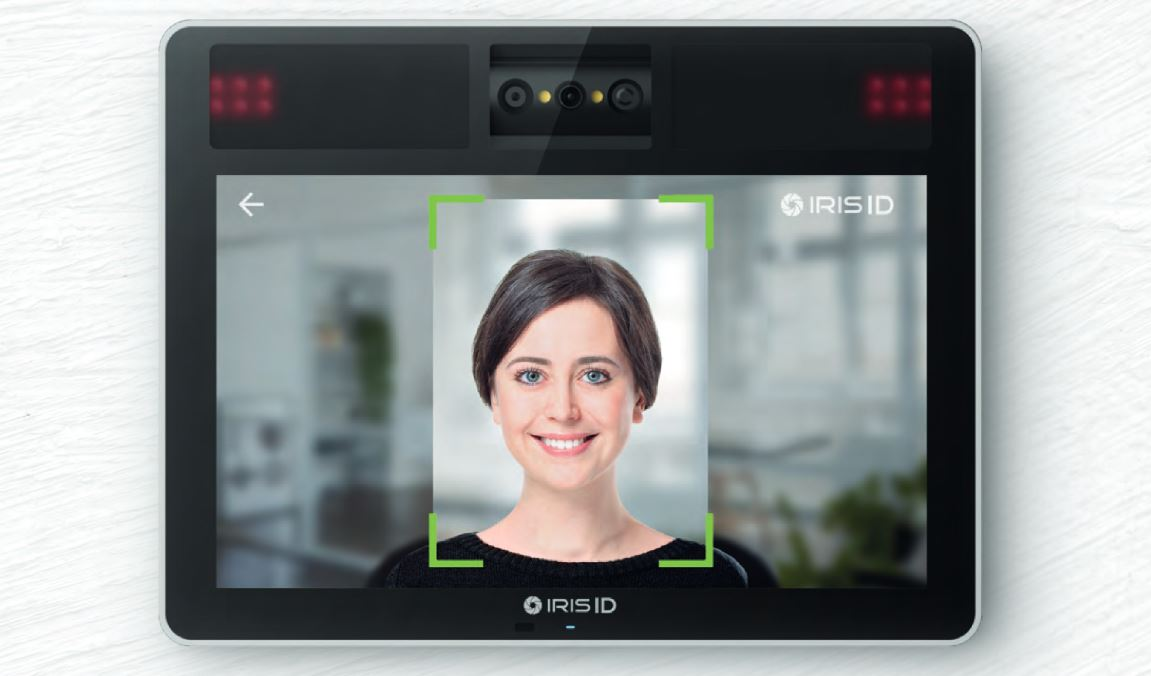 Aditech Iris Recognition - IrisTime Time and Attendance