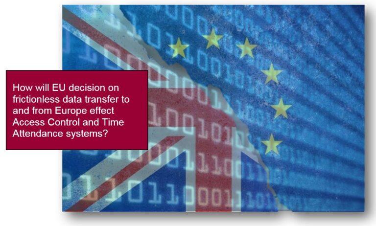 Aditech - Iris - EU GDPR decision