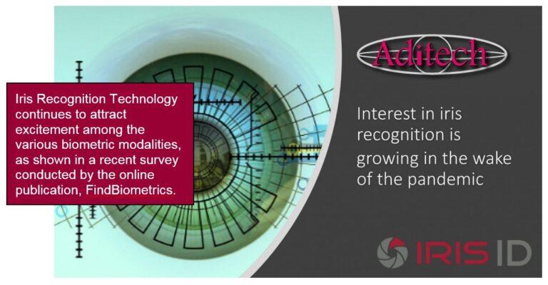Aditech Iris Recognition