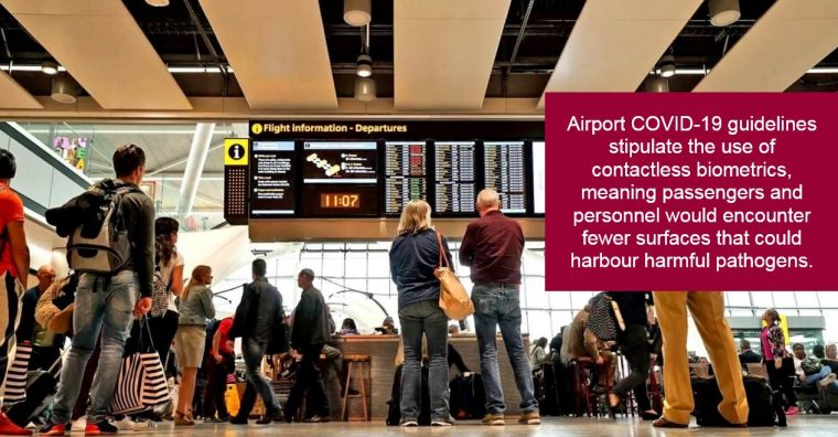 Aditech - COVID issues at Airports