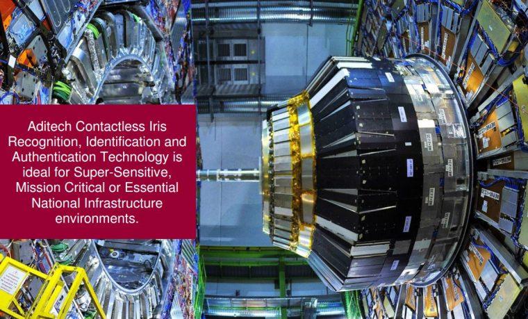 CERN Aditech Iris Recognition