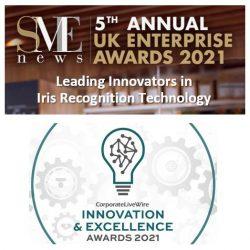 Aditech Iris Recognition Awards 2021